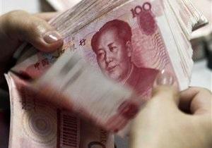 Український парламент скасував закон про залучення $3 млрд китайського кредиту