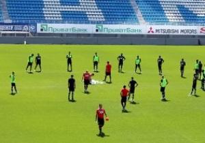 20 гравців Фейєнорда на чолі з Куманом готуються до матчу з Динамо