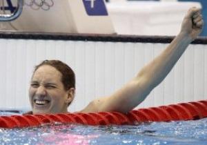 Олімпіада-2012. Француженка завоювала золото на дистанції 400 м вільним стилем