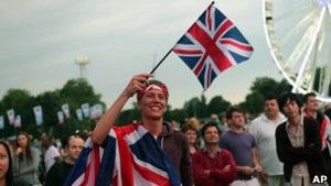 BBC Україна: Олімпіада гуртує британців