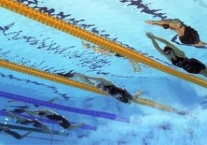 Олимпиада: украинские пловцы не смогли пробиться в полуфинал