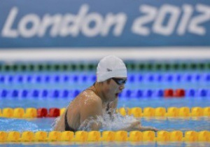 Китайский пловец установил первый рекорд Олимпиады