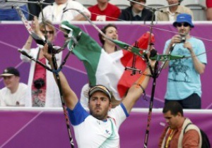 Лучники из Италии выиграли золото Олимпиады
