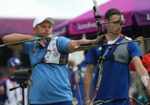 Олімпіада: українські лучники в чвертьфіналі поступилися корейцям