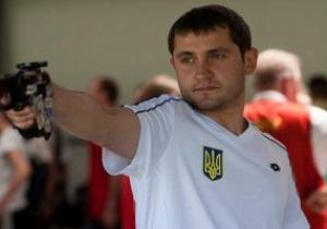 Олимпиада. Украинский стрелок вышел в финал