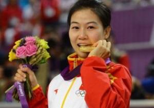 Стрілок з Китаю завоювала першу золоту медаль Олімпіади-2012