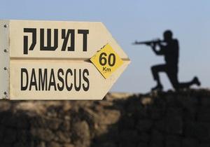 Сирійські прикордонники запобігли прориву бойовиків з території Лівану