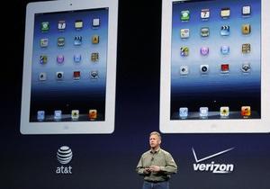 Apple зарабатывает на iPhone вдвое больше, чем на iPad