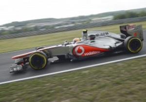 Гран-при Венгрии: Хэмилтон продолжает доминировать на практиках