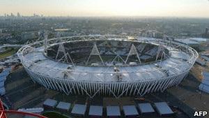 Лондон готується до відкриття Олімпіади