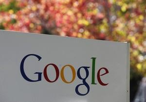 Google відновив роботу GTalk і Gmail