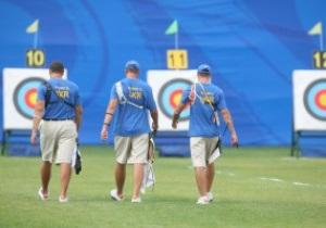 Лучники завтра відкриють Олімпіаду для України