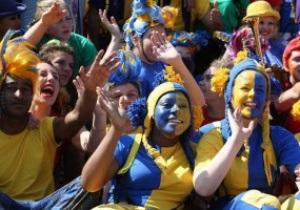 Фотогалерея: К Играм готовы. В Лондоне торжественно поднят флаг Украины