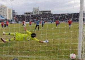 Чилийский футбольный клуб усилил российский заключенный