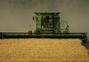 Ъ: Зарубіжні трейдери призупинили закупівлю українських зернових