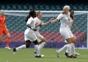 Олимпиада стартовала. Женская сборная Великобритании обыграла Новую Зеландию на футбольном турнире