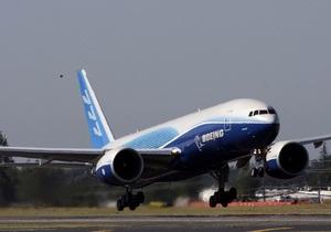 Boeing нарощує прибуток