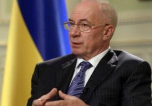 Азаров уверяет, что государство достойно подготовило своих олимпийцев