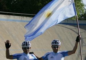 Влада Аргентини проігнорує Олімпіаду на тлі конфлікту щодо Фолклендських островів
