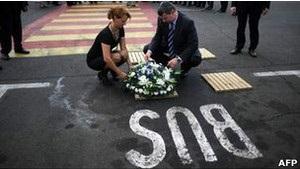 Прем єр-міністр Болгарії: смертник діяв у складі групи