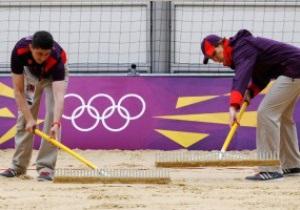 Горіхи для волейболістів. Організатори Олімпіади-2012 борються із запасами білок