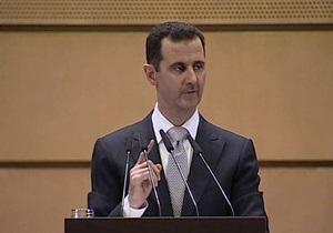 У Сирії опозиція погодилася обговорити варіант передачі влади представнику чинного режиму