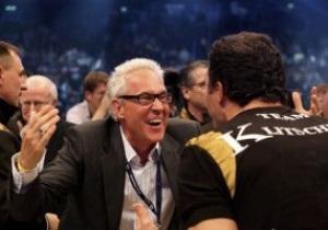Менеджер Кличко обвинил братьев в кризисе супертяжелого дивизиона