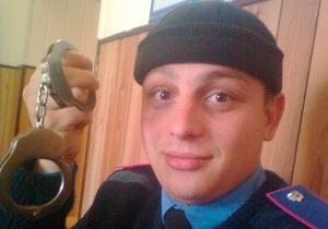 Міліціонер, який жорстоко побив студента у Миколаєві, сам опинився у лікарні