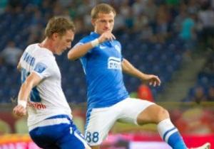 Алієв забив перший м яч за Дніпро і віддав гольову передачу