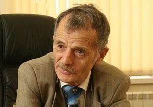 Лідер кримсько-татарського Меджлісу наполягає на обранні нового голови до виборів