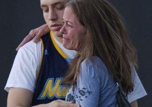 Обама скасував передвиборчу поїздку у зв язку з трагедією в Колорадо