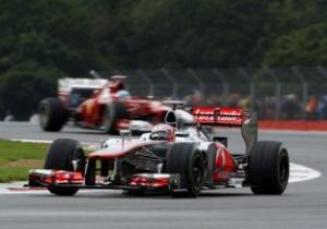 Гран-прі Німеччини: Баттон перемагає в першій практиці