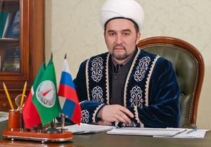 Муфтія Татарстану врятував непристебнутий пасок, загрози життю немає