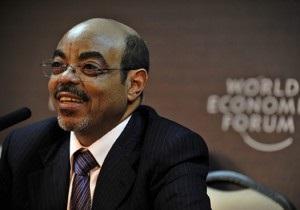 Прем єр Ефіопії госпіталізований у Бельгії в критичному стані