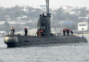 Підводний човен Запоріжжя вийшов у море для чергових випробувань