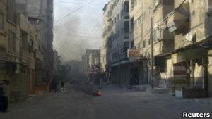 Сирійська опозиція: в Дамаску посилились бої