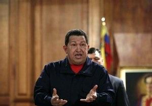 Чавес випереджає кандидата від опозиції на 15 процентних пунктів – опитування