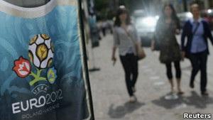 УЄФА заробила на Євро-2012 мільйони, розтрату не коментує