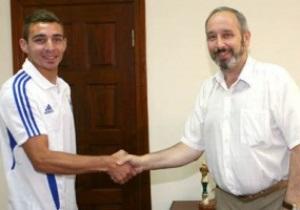Рубен дебютировал за Динамо