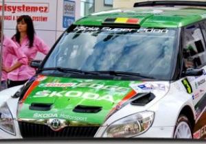 Ралли Богемии отменено из-за гибели гонщика в ДТП