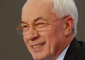 Азаров очолить офіційну делегацію України на Олімпійських іграх у Лондоні