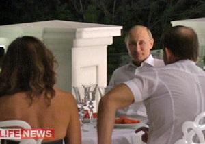 Путін відвідав Медведчука в його особняку під Ялтою