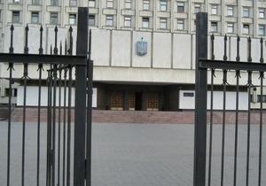 ЦВК налаштований скептично щодо установки веб-камер на виборчих дільницях