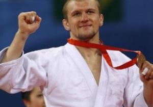 Флаг Украины на открытии Олимпиады в Лондоне понесет дзюдоист Роман Гонтюк