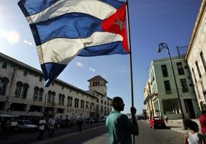 На Кубу вперше за півстоліття прибуває судно з гуманітарною допомогою і поштою зі США