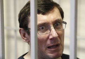 Пшонка впевнений, що для арешту Луценка були усі підстави