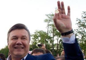 Янукович упевнений, що ЗВТ України та ЄС дасть імпульс розвитку зони вільної торгівлі в СНД