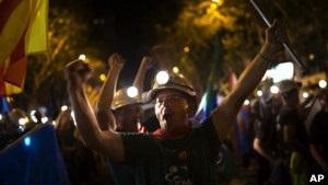 Тисячі шахтарів протестують у Мадриді проти заходів економії