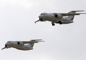 Фарнборо-2012: Російська компанія підписала контракт на $420 млн на поставку Ан-148 і Ан-158