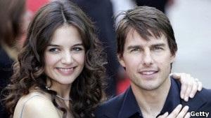 Том Круз і Кеті Холмс домовилися про розлучення